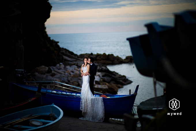 cinque terre wedding photography by Samantha Pennini