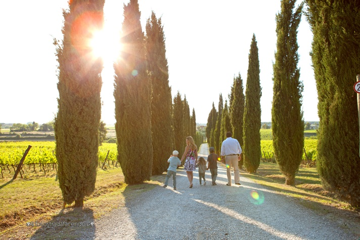 Holidays in Tuscany Photo by Samantha Pennini